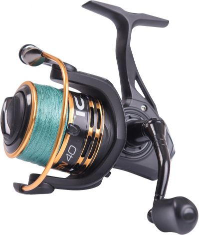 Icon 50 Spin with 20lb Braid