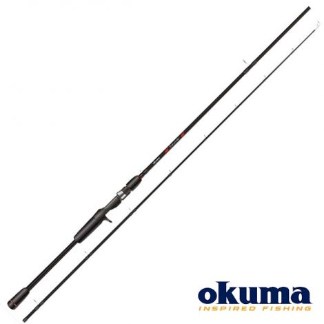 Okuma Ceymar Trigger 6'6 10-30g Rod and Ceymar LP C-266WLX 6+1bb Left Hand Combo
