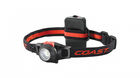 Coast HL7 Pure Beam Focusing 285 Lumens Headlamp