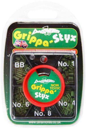 Dinsmore Grippa-Styx Green 5 Compartmant