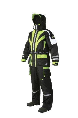 Daiwa Crossflow Pro 2pc Breathable Flotation Suit - Large