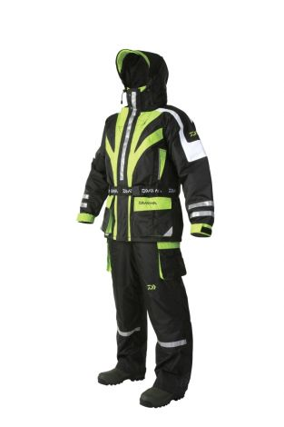 Daiwa Crossflow Pro 2pc Breathable Flotation Suit - XL