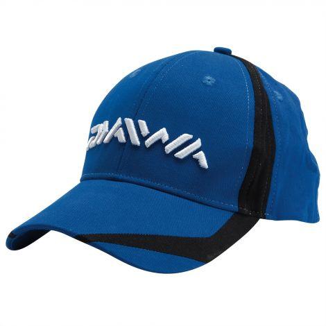 Daiwa Cap 5 Blue-Black Flash