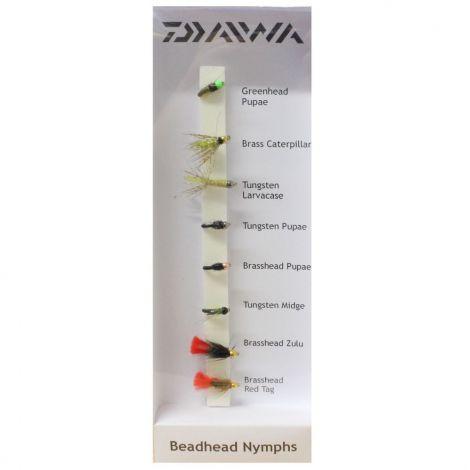 Daiwa Fly Pack - Caddis Nymphs Flies