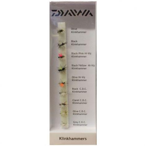 Daiwa Fly Pack - Klinkhammers