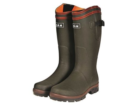 DAM Flex Rubber Boots with Neoprene Lining