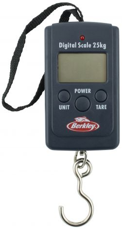 Berkley Digital Pocket Scale 25kg