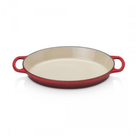 Le Creuset 20cm Signature Cast Iron Gratin Dish