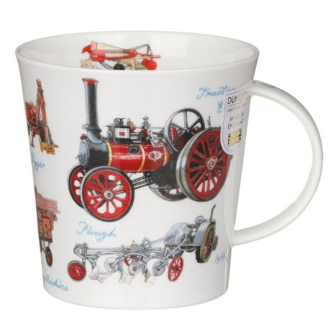 Dunoon Cairngorm Fine Bone China Mug - Farm Machinery