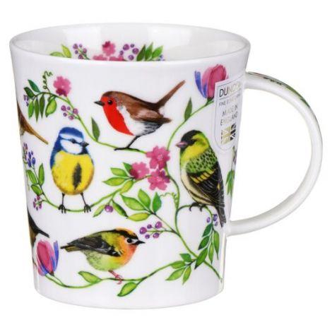 Dunoon Lomond Morning Chorus China Mug - Robin
