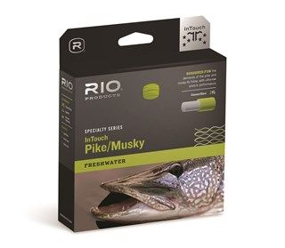 RIO InTouch Pike Musky WF8I/S6 Fly Line