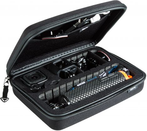 SP POV Medium Case for Session cameras - black