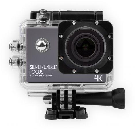 Silverlabel Focus Action Camera 4K