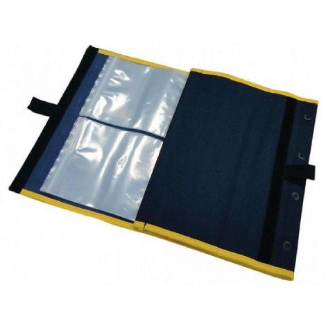 Sunridge Ian Golds Three Fold Rig Wallet Large