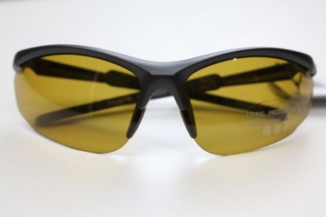 Daiwa Polarised Sunglasses: DTPSG2 - Amber Lens