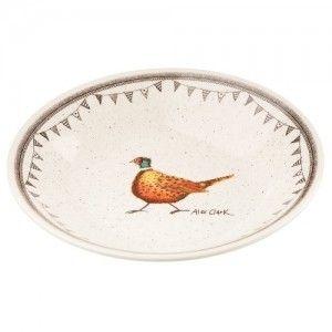 Queens Alex Clark Wildlife Oatmeal Bowl 20cm