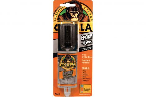 Gorilla Epoxy Glue 25 ml
