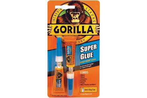 Gorilla Superglue 2x3g