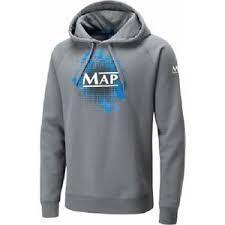 MAP Splash Hoody Grey
