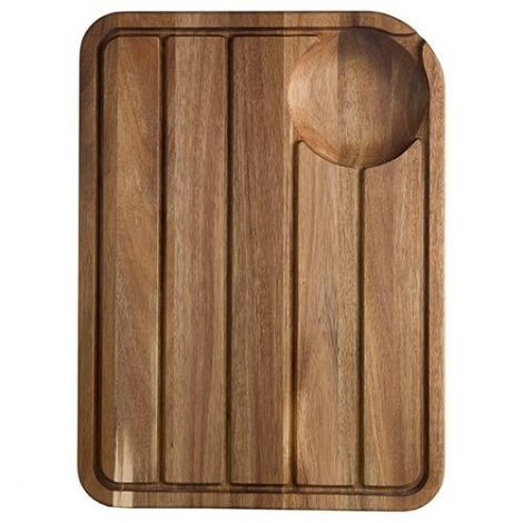 Jamie Oliver Acacia Carving Board