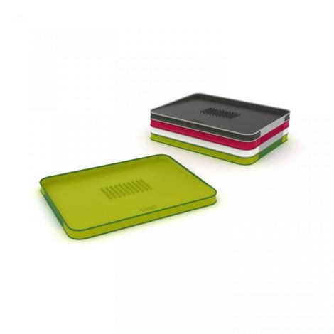 Joseph Joseph Cut&Carve™ Plus Large Non-slip, Multi-function Cutting Board