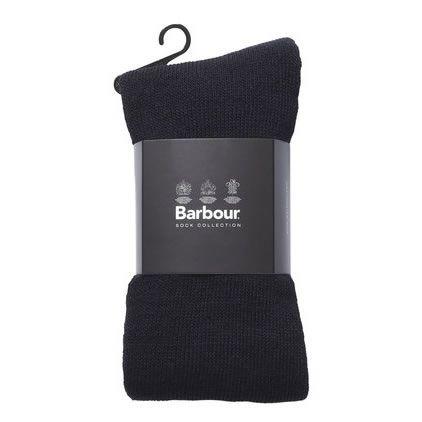 Barbour Knee Length Wool Wellington Sock
