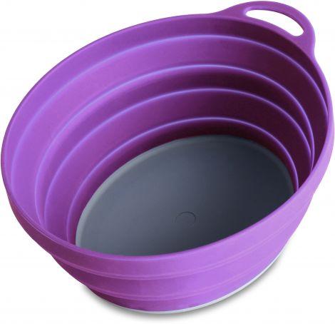 Lifeventure Silicone Ellipse Bowl
