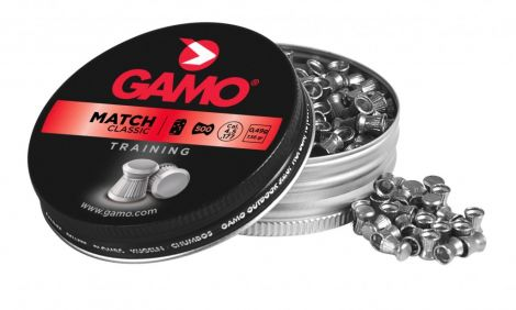 Gamo Match .177 (500) Pellets Airgun Air Rifle Pistol Ammo