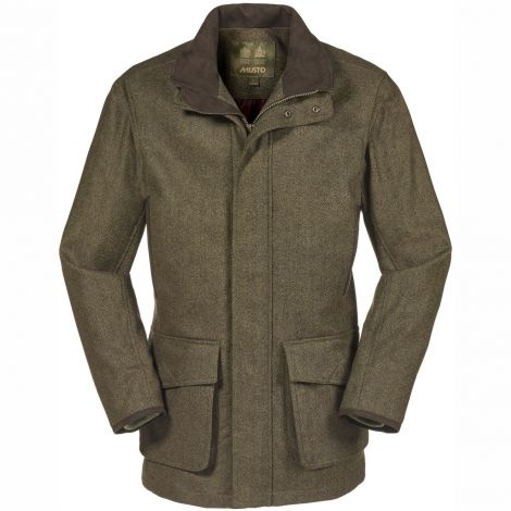 Musto Stretch Technical Tweed Jacket - XXXL