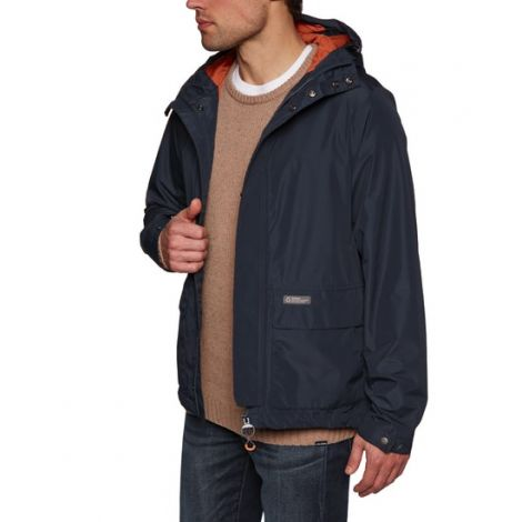 Barbour Foxtrot Jacket - Navy