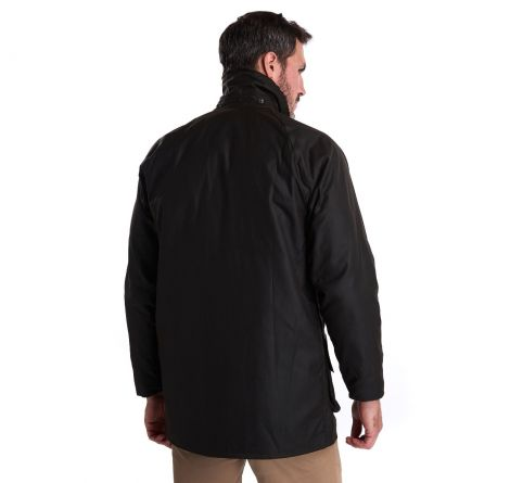 Barbour Classic Beauford Wax Jacket -  Olive - 48