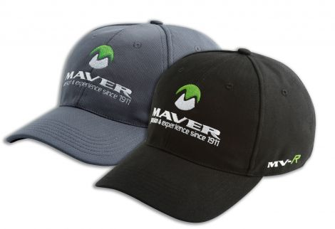 Maver Performance Cap Black