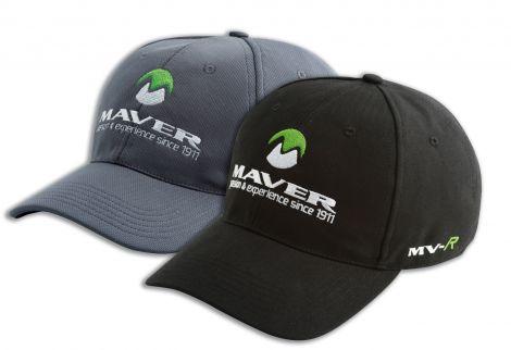 Maver Performance Cap Black