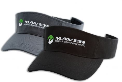 Maver Performance Visor Grey