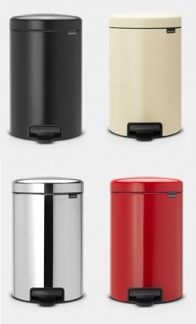 Brabantia Pedal Bin 12L - Newlcon Collection