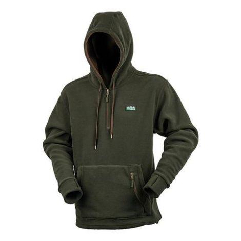 Ridgeline Ballistic Long Sleeve Fleece Hoodie Olive