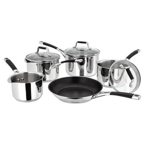 Stellar 5000 Induction 5 Piece Draining Set