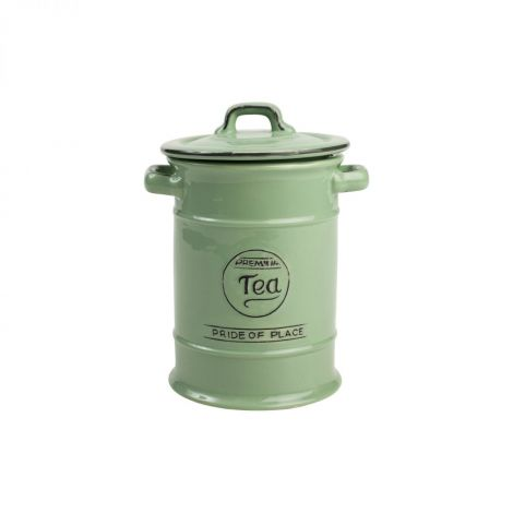 Pride of Place Tea Jar Old Green -  Tea