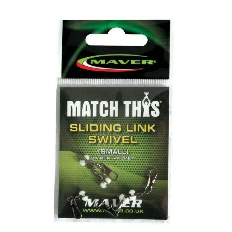 Maver Sliding Link Swivel - Small / Medium / Large
