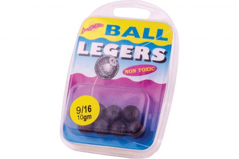 Dinsmores 2G Ball Leger x12per Blister