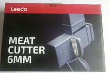 6mm Leeda Spare Meat Cutter Blade Set ( BLADES ONLY! )
