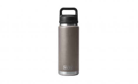 Yeti Rambler 26oz bottle with chug cap - Sharptail Taupe
