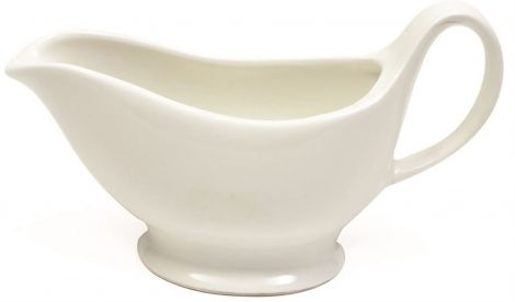 Maxwell & Maxwell & Williams White Basics Gravy Boat