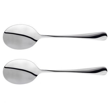 Judge Windsor Serving Spoons Set of 2