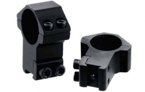 UTG Universal Airgun /.22 Rings - 1 Inch - RGPM-25H4