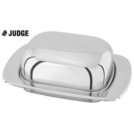 Judge Domed Butter Dish