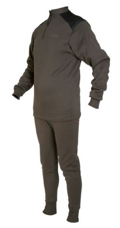 Sundridge S-Skin Khaki Suit 2pc & B-Clava