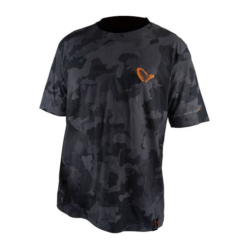 Savage Gear SG Black Savage T-Shirt