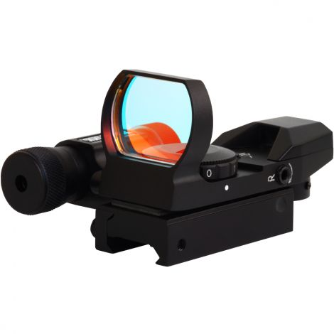 Sight Mark Laser Dual Shot Reflex Sight Dove Tail