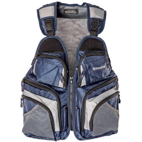 Snowbee Lure Vest & Bum Bag